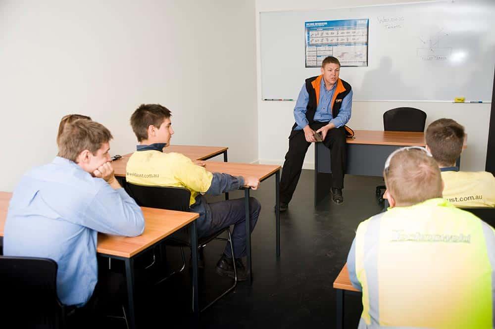 Technoweld Welding Training